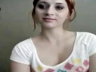 Teen On Webcam 1